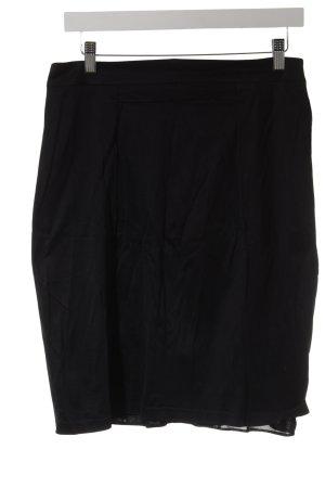 HUGO Hugo Boss Tulip Skirt dark blue business style