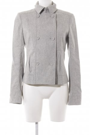 HUGO Hugo Boss Veste en laine gris clair style classique