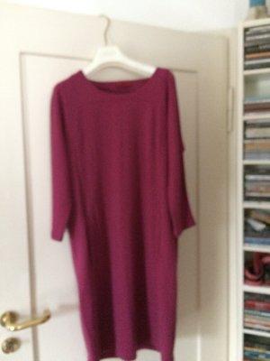 Hugo Boss Robe stretch violet laine