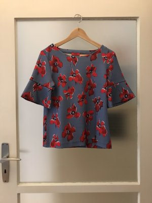 HUGO | Oberteil, Shirt, Kurzarmbluse
