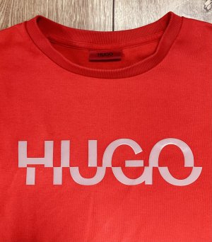 Hugo Boss Crewneck Sweater red-light grey
