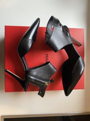 Hugo Boss Pointed Toe Pumps black