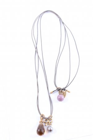 HultQuist Necklace multicolored casual look