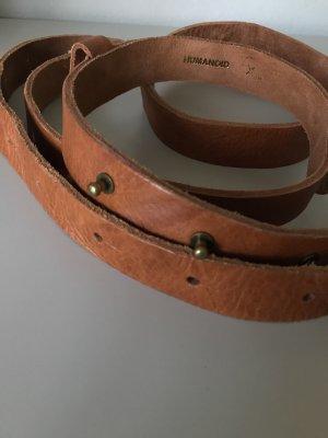 Humanoid Cintura doppia marrone