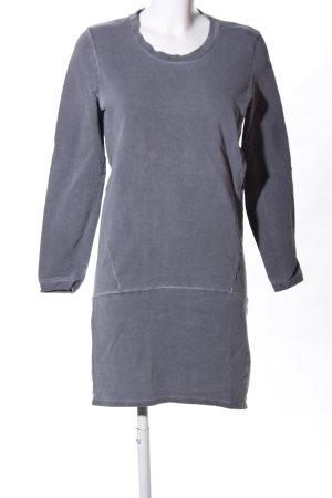 Humanoid Robe pull gris clair moucheté style décontracté