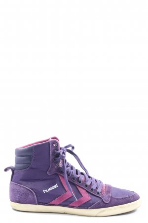Hummel High Top Sneaker multicolored casual look