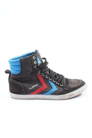 Hummel High Top Sneaker mehrfarbig Casual-Look