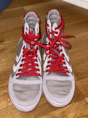 Hummel High Top Turnschuhe/Sneaker Gr. 40