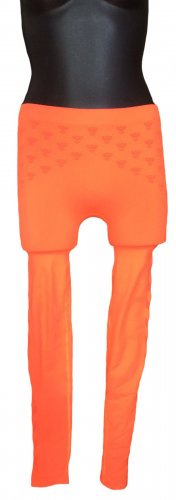 Hummel Pantalon orange fluo nylon