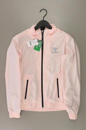 Hummel Softshelljack stoffig roze-rosé-lichtroze-roze Polyester