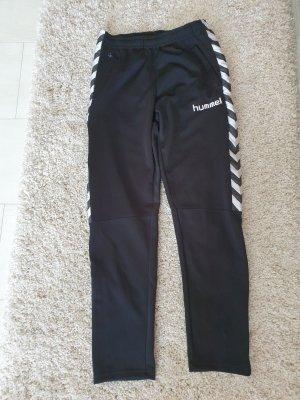 Hummel Sporthose,  schwarz,  Gr. S