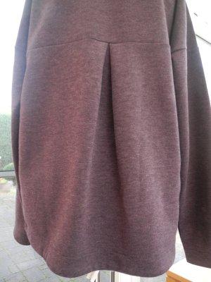 HUMMEL: süßes Sweat-Shirt mit Kellerfalte, Gr. XL