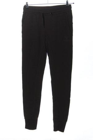 Hummel Joggingbroek zwart casual uitstraling