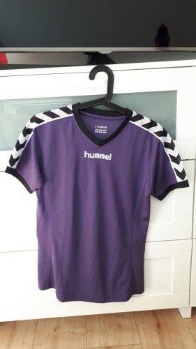 Hummel Trainingsshirt lila