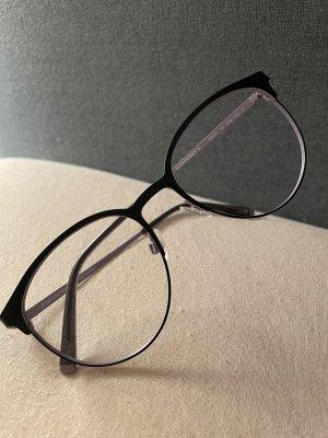 Humphrey Glasses black-mauve