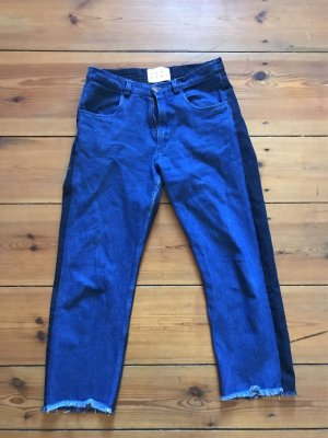 hundhund 7/8 Length Jeans multicolored cotton