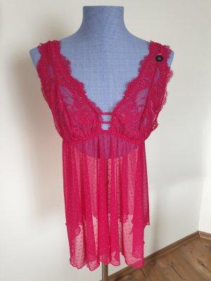 Hunkemöller Vestido babydoll rosa