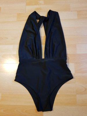 HUNKEMÖLLER | high leg swimsuit | gr. XS