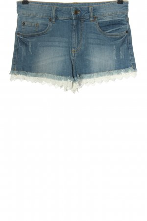Hunkemöller Pantaloncino di jeans blu stile casual