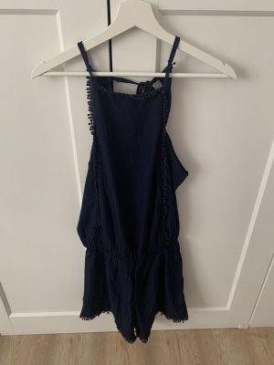 Hunkemöller Kurzer Jumpsuit dark blue