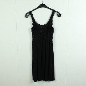 HUNKEMÖLLER Kleid Gr. S schwarz Spitze (21/02/032*)