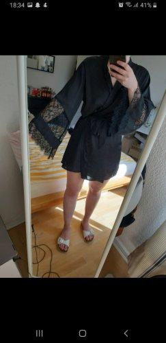 Hunkemöller Dressing Gown black