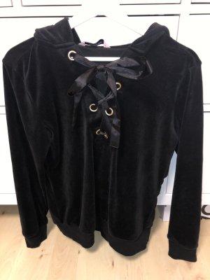 Hunkemöller Jersey con capucha negro