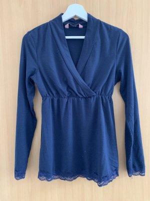 Hunkemöller Pyjama dark blue