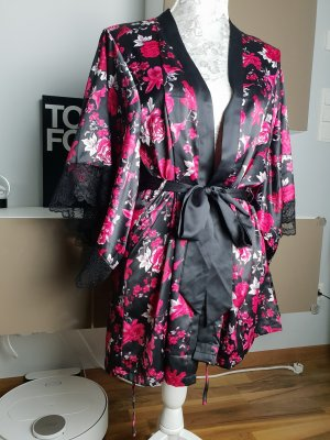 Hunkemöller Satin Morgenmantel Kimono XS/S