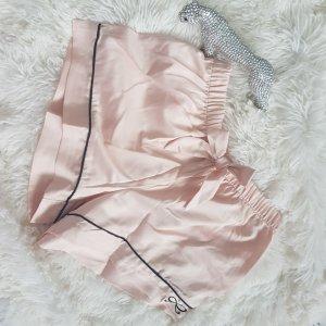 Hunkemöller Pijama negro-rosa