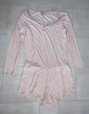 Hunkemöller Schlaf jumpsuit rosa