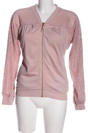 Hunkemöller Sweat Jacket pink casual look
