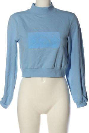 Hunkemöller Sweatshirt blau Casual-Look