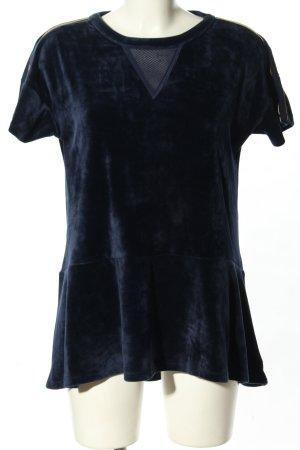 Hunkemöller T-shirt blauw casual uitstraling