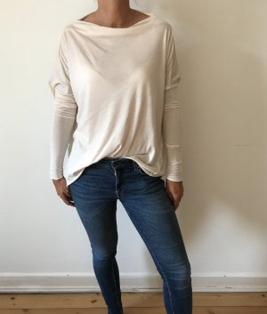 Hunkydory creme Top/ Pullover