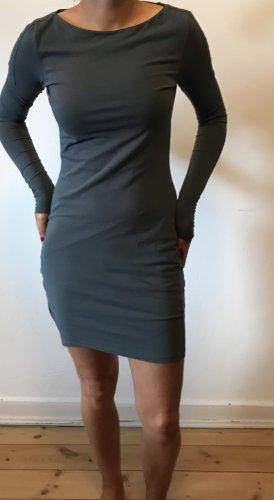 HUNKYDORY Stretchkleid Petrol oder in grau