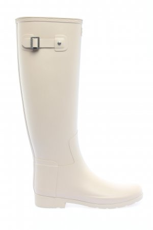 "Hunter Gummistiefel ""Original Refined Boots"" creme"