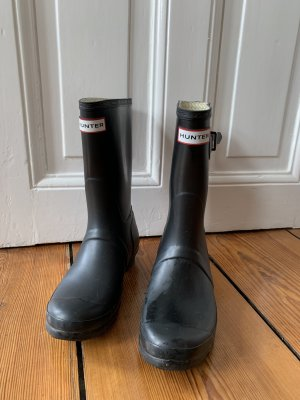 Hunter Wellies black