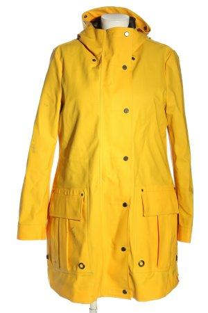 Hunter Impermeabile giallo pallido stile casual