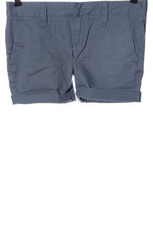 Hurley Pantaloncino di jeans blu stile casual