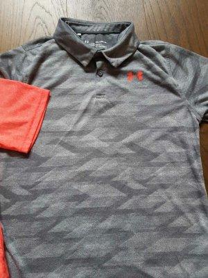 Hurley Polo grigio