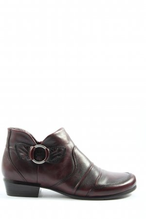 Hush Puppies Booties rot Casual-Look
