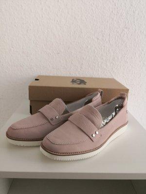Hush Puppies Zapatos formales sin cordones rosa