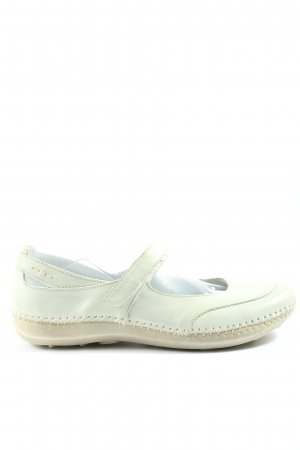 Hush Puppies Mary Jane Ballerinas grün Casual-Look
