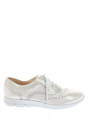 Hush Puppies Schnürsneaker hellgrau Casual-Look