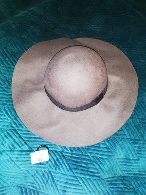 C&A Clockhouse Felt Hat grey brown