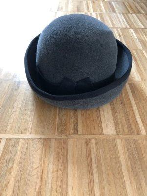 Cappello Bombín gris oscuro