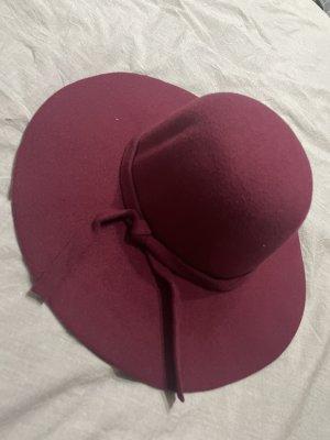 Sombrero de lana multicolor
