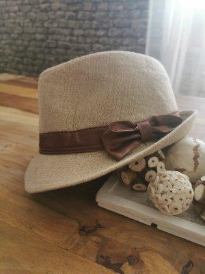Deichmann Chapeau en laine beige
