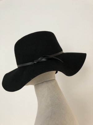 Old Navy Wełniany kapelusz czarny